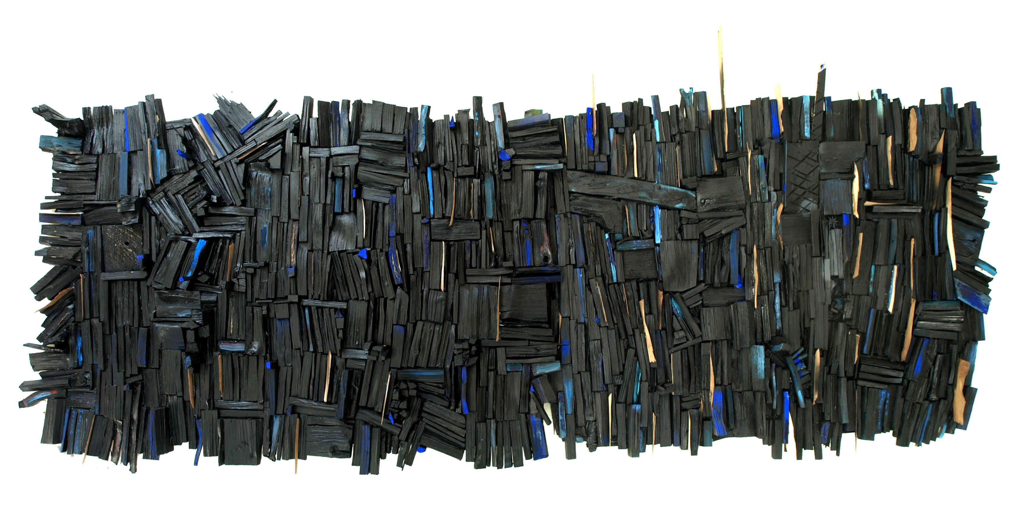 Sans titre n°11 - 220 x 100 x 13