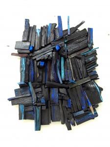 Sans titre n°4 - 53 X 43 X 10