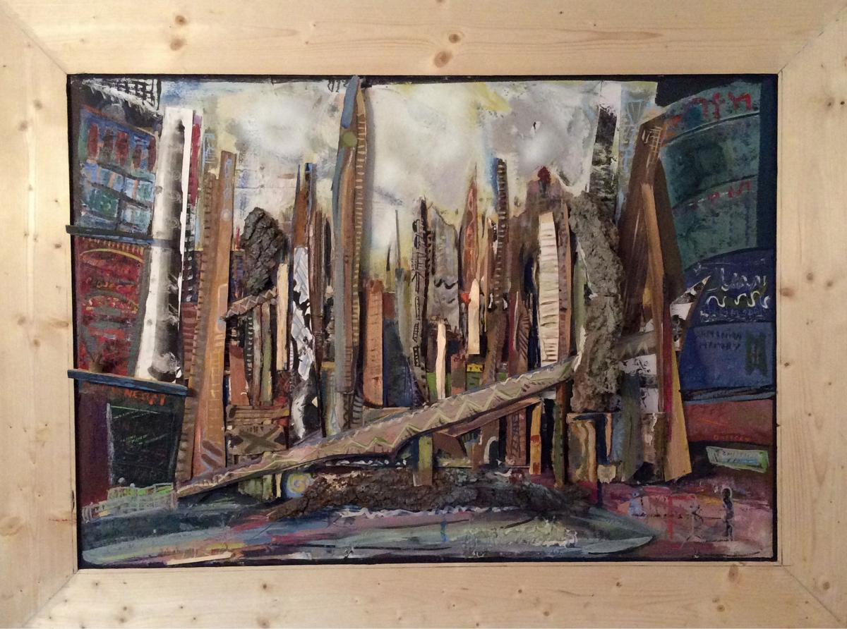 Décines Time Square - 111 x 147