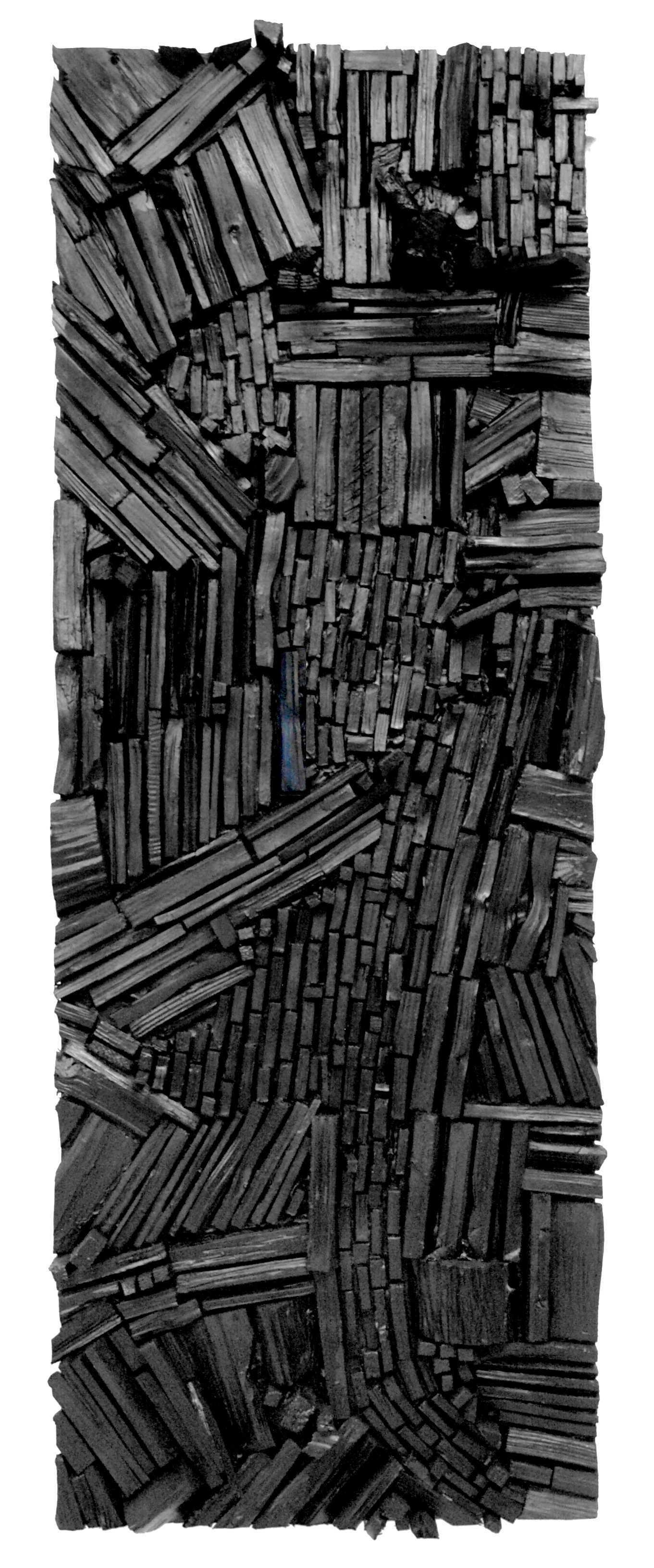 Sans titre n°13 - 110 x 40 x 15